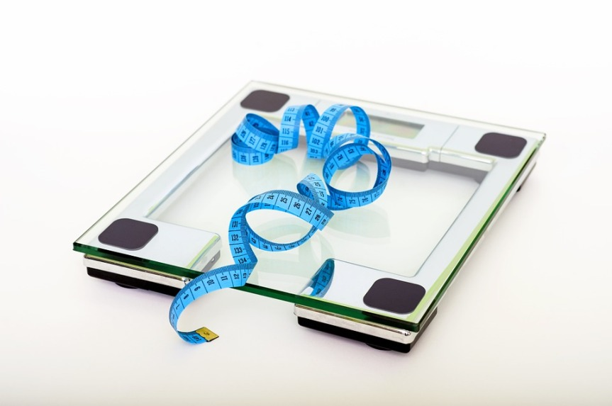 Want to Increase Self Esteem? Ditch the Scales!