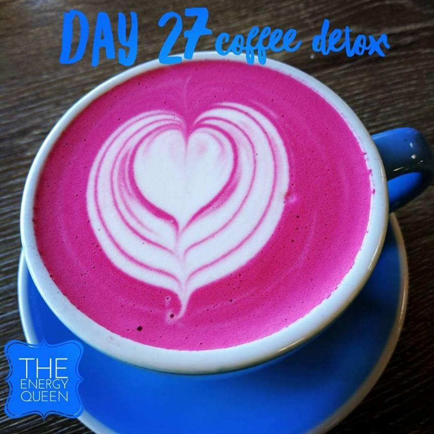 30 DAY COFFEE DETOX – DAY 27