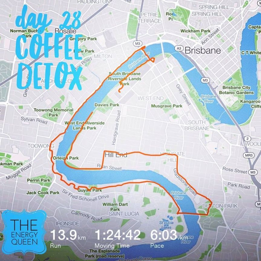 30 DAY COFFEE DETOX – DAY 28
