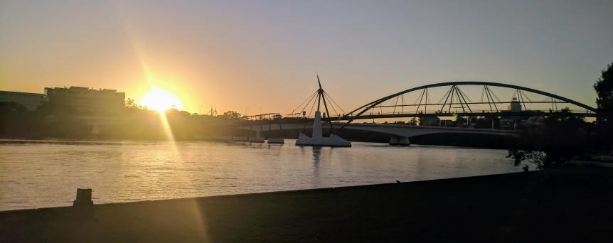 Challenge Day Four – SunriseRun