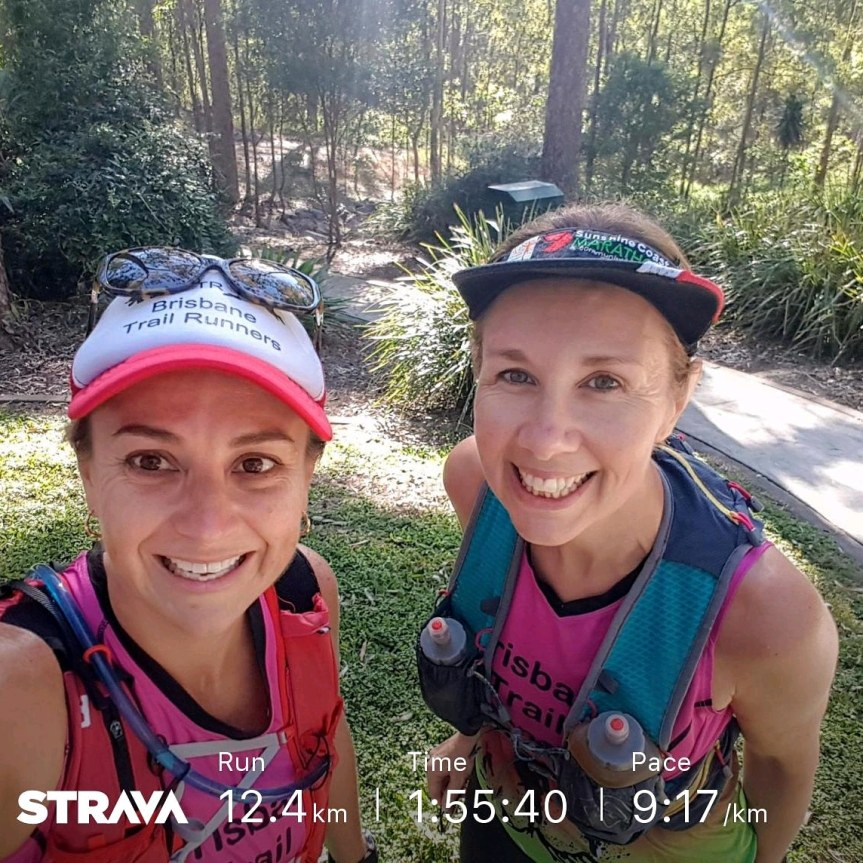 Challenge Day Nine – Back To TheTrails